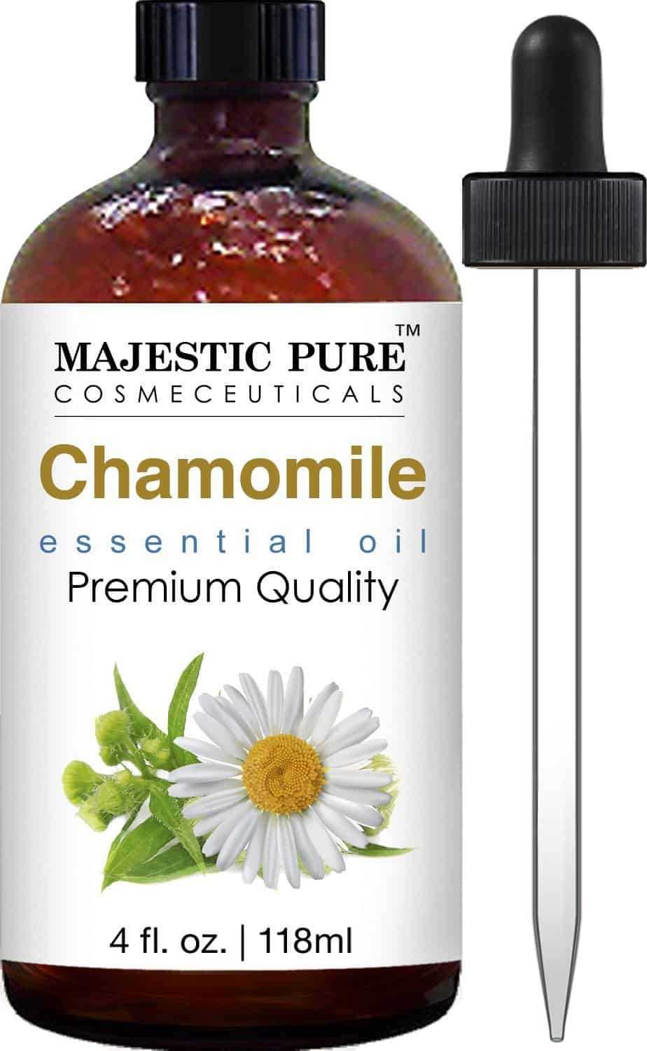 Chamomile Essential Oil From Majestic Pure