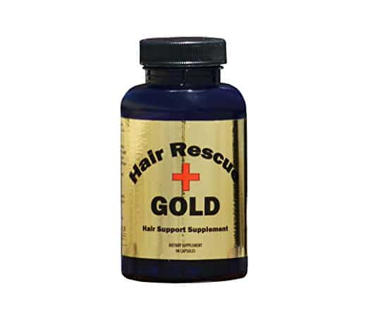 Hair Rescue GOLD Plus Supplement