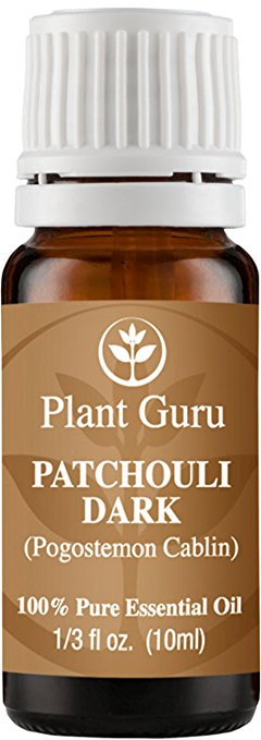 Patchouli Essential Oil (Dark) 10 ml