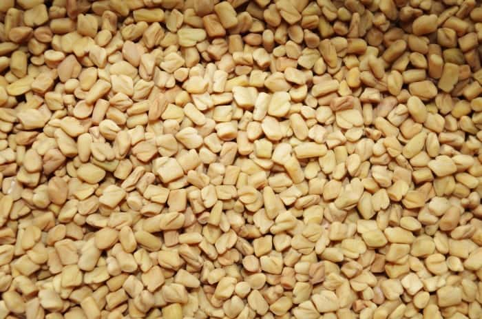 Fenugreek Seeds, also known as Methi can cure balding hair