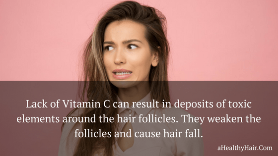 vitamin deficiency that causes hair loss