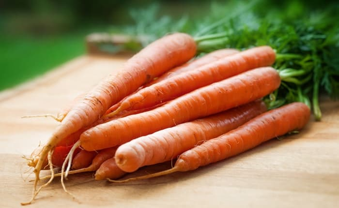 Carrots for hair loss