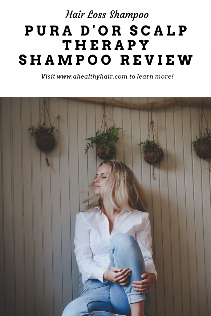 Pura D'or Argan Oil Hair Loss Prevention Shampoo Review
