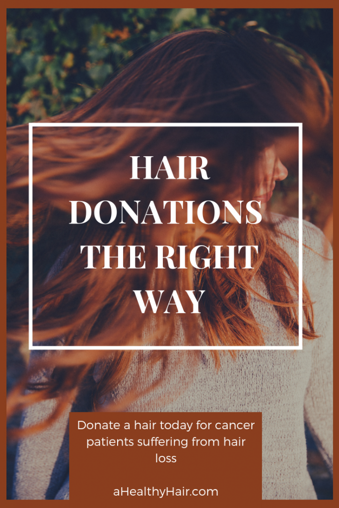 hair donation for kids