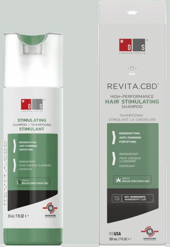 revita cbd shampoo