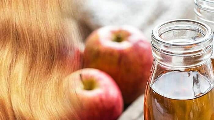apple cider vinegar and hair growth